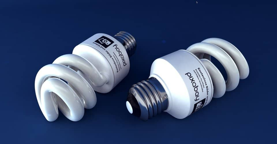 Upgrading to CFC bulbs may seem expensive in the short term but it one of the better ways to save electricity. This will reduce expenses because they last an average of 12 years, and they're much more efficient - therefore money saving.