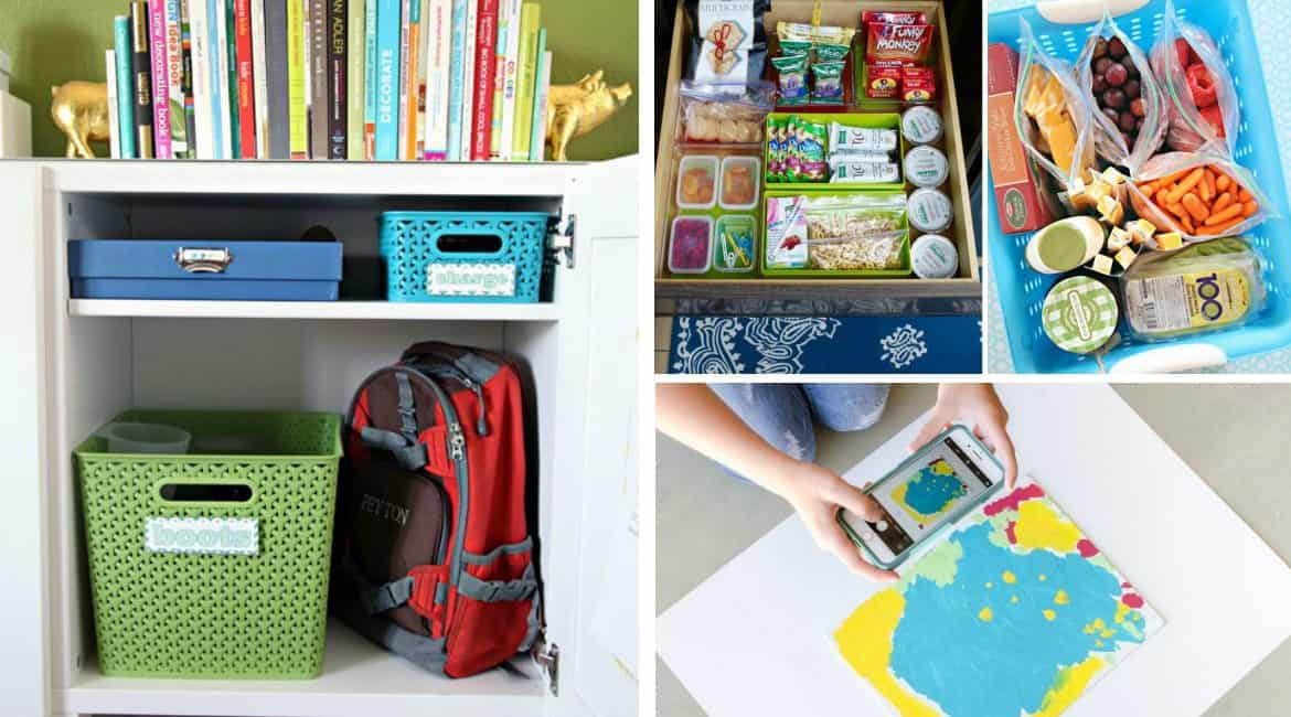 These 10 back to school hacks can help you to ease into your day.