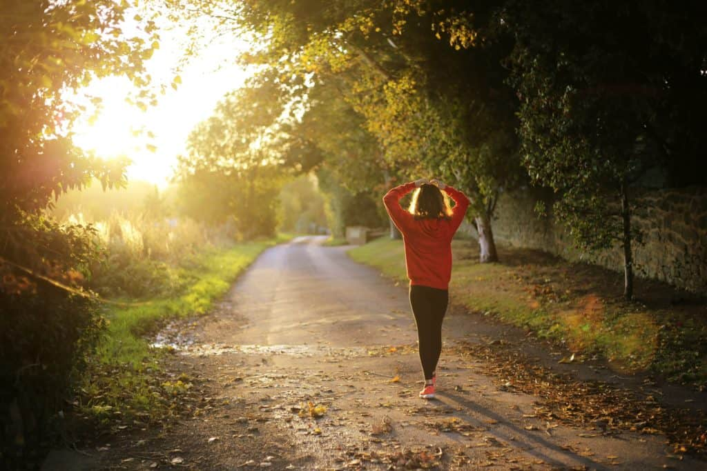 Chances are, your employer offers ways to get paid for walking that could help your monthly budget.