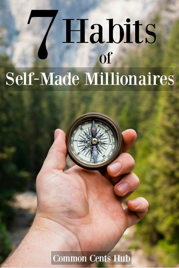 Millionaire habits are not hard, it's just that they're repeated over and over.