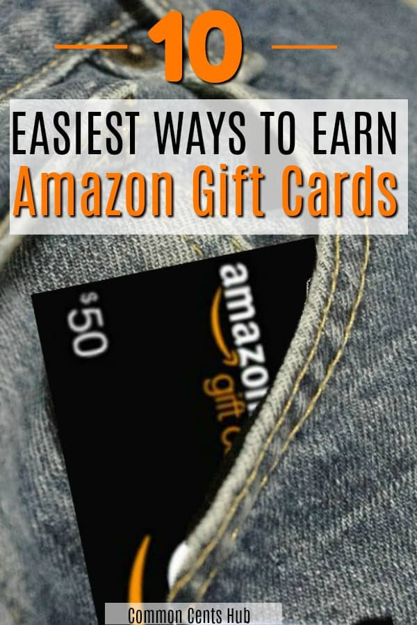 10 Easy Ways to Earn Free Amazon Gift Cards Without Leaving the House