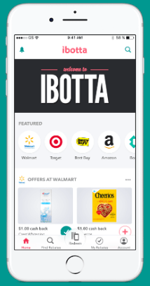 Ibotta is a simple smartphone app that provides rebates on groceries and other items, and you can elect to receive those rebates in the form of free Amazon gift cards.