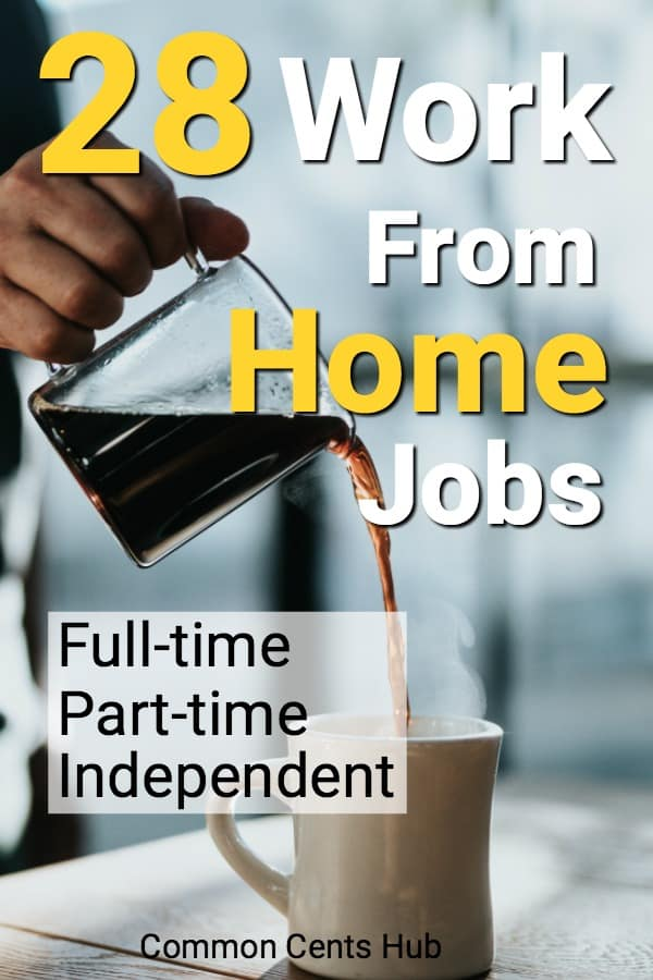 Work from home jobs can not only improve your family life, but put you in control of your income.