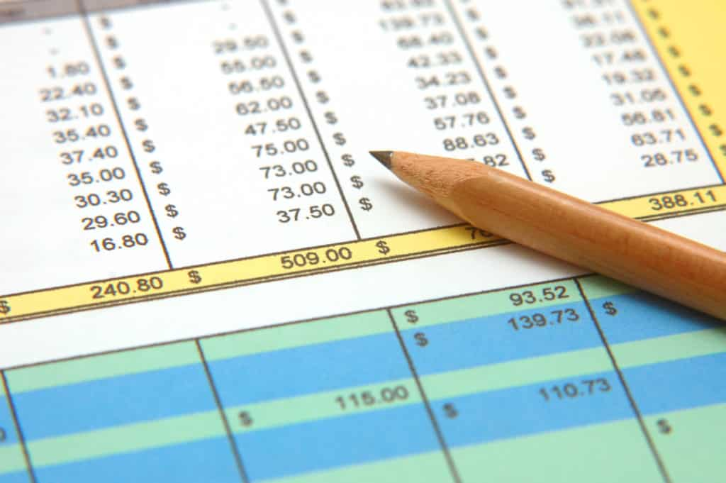 Tracking each expense isn't hard once you identify and document them.
