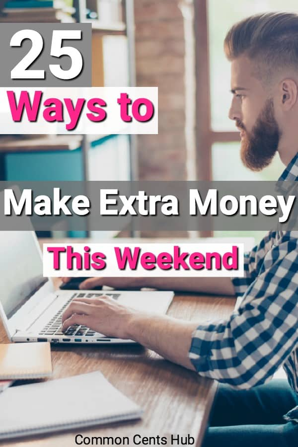 Making extra money can bring big change in your life.