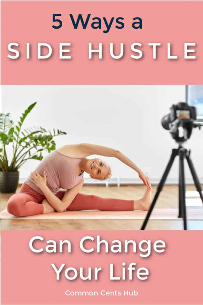 A side hustle can be the difference between struggling paycheck to paycheck and finally starting to build a future.