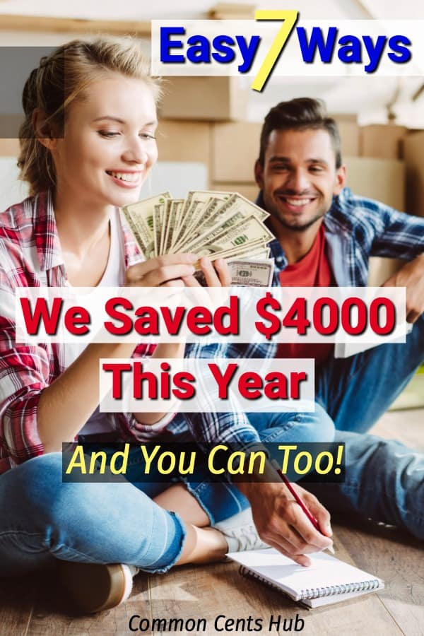 We saved $4000 just by changing 7 simple things.