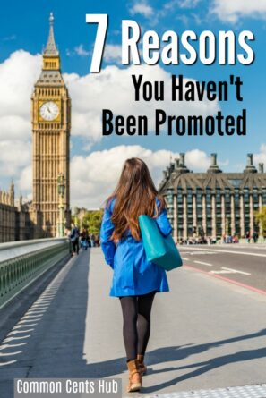 The reasons we may be passed over for a promotion aren't hard to correct, if we know what they are.