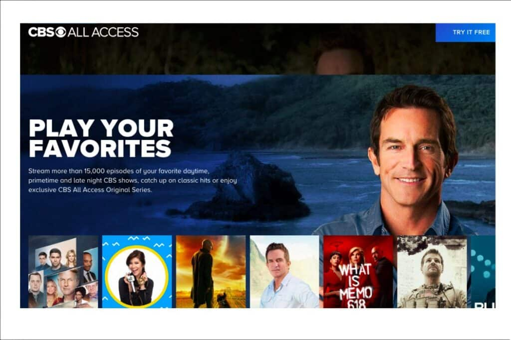 CBS All Access is one of the cheapest cable alternatives, starting at only $5.99 per month.