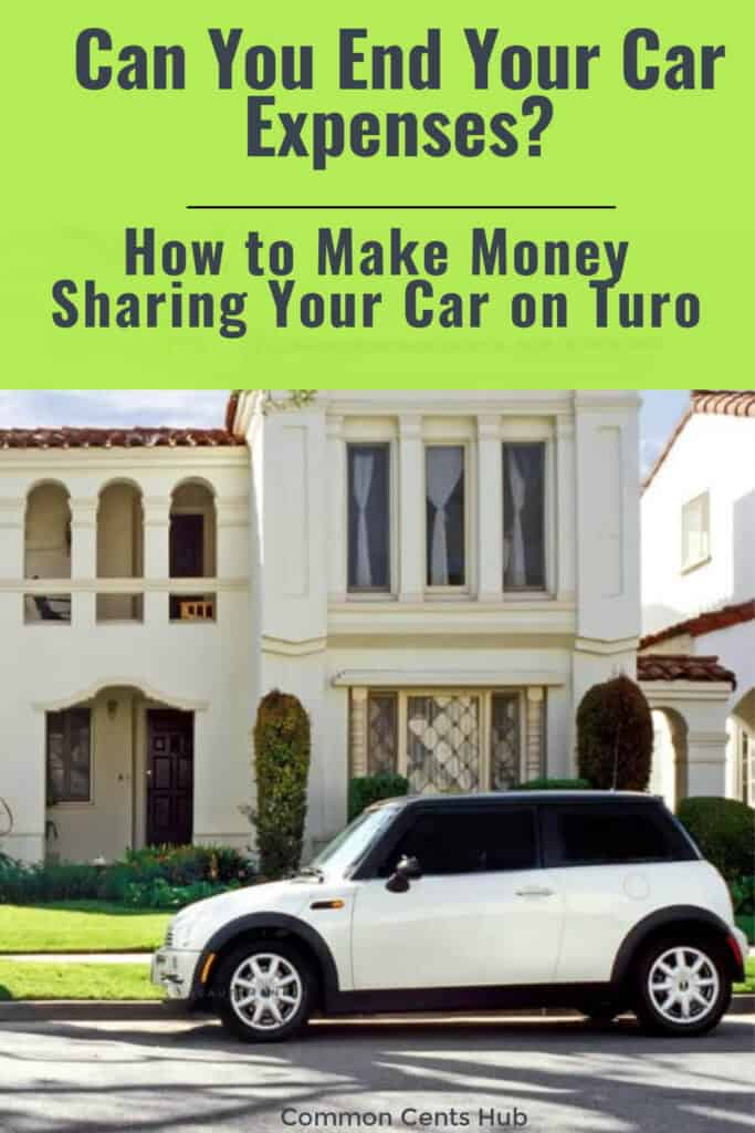 It's possible to offset most or even all of your car expenses by listing your can on Turo.