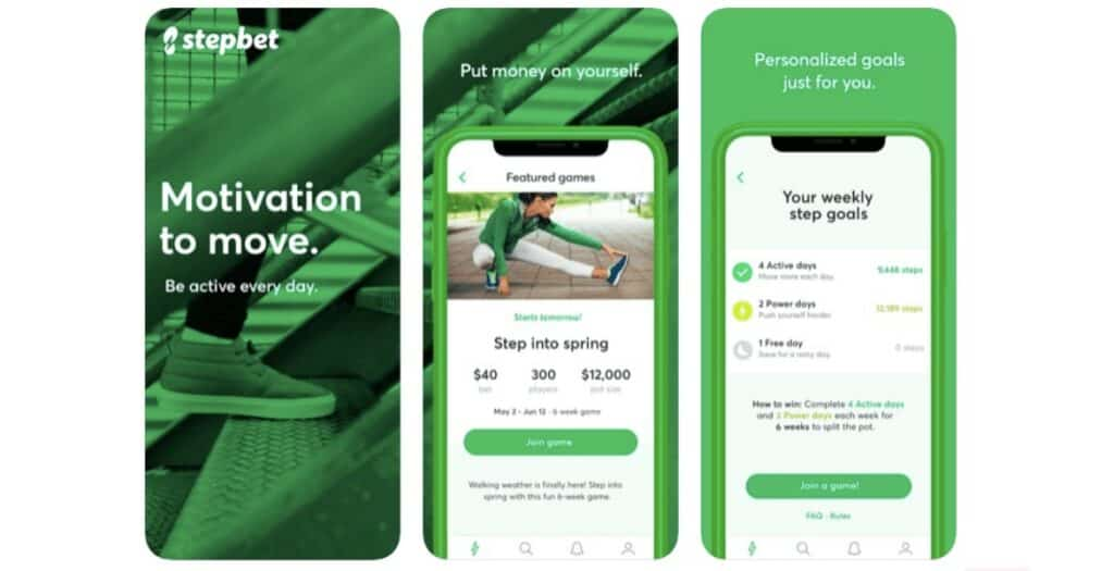 StepBet is a unique way to make money for walking. You'll need to put up some money to enter challenges, but it'll help motivate you and you'll be able to share the cash prize with anyone else who meets their goals.