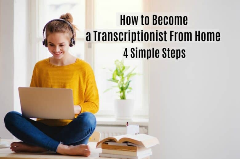 When you become a transcriptionist, you have a skill you can do from virtually anywhere in the world.