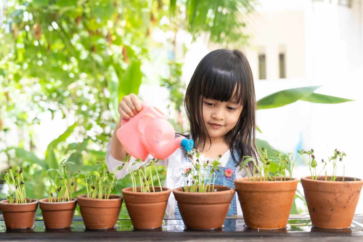There are plenty of constructive and fun activities to keep kids busy.