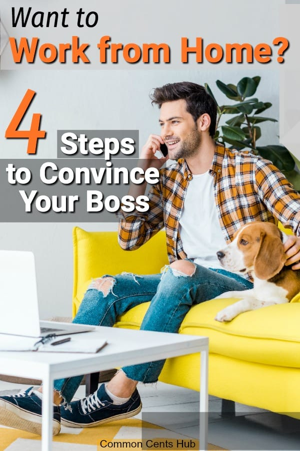 If you're working in an office and want to transition all or part of your job to work from home, there's a strategy to approaching your manager.