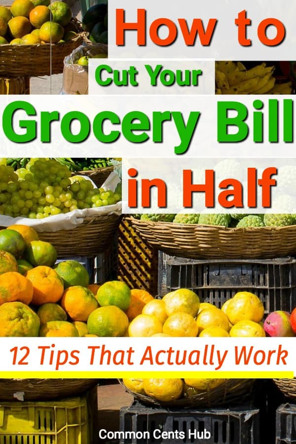 It's possible to save several hundred dollars each month by reducing your grocery budget