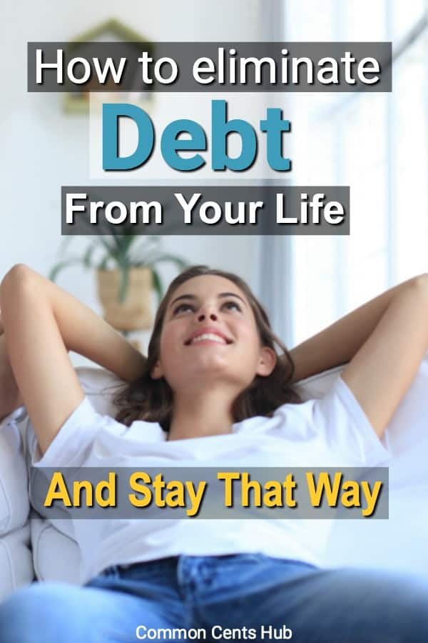When you pay off debt, you not only open up possibilities in life, you help yourself live a life of fewer regrets.