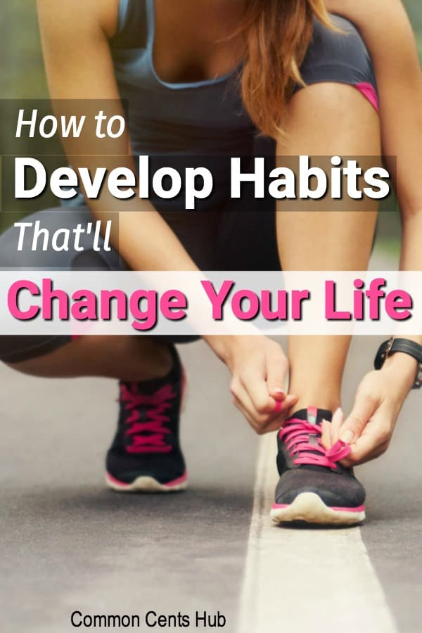 Developing habits may seem like a slow process, but habits can put your life on a trajectory that brings much more progress than setting goals.