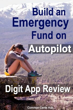 Digit is a smartphone app that can automate saving for emergencies in a way that has very little impact on your budget.