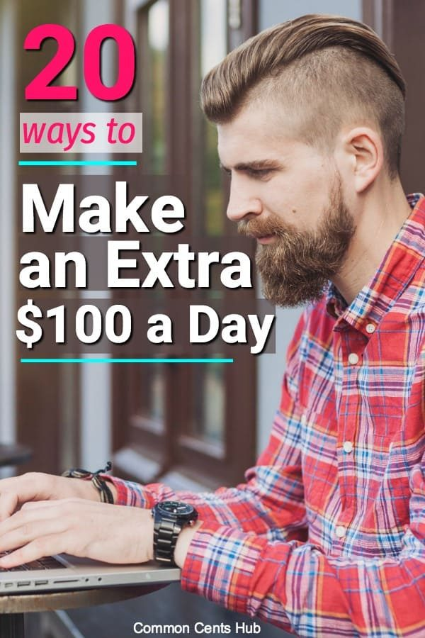 A side hustle idea that can generate $100 each day can make a significant impact on your life.