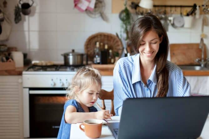 Legitimate work from home jobs can add a lot more balance to your life, and more money in your budget. These are 20 of the largest companies who regularly hire work from home employees.