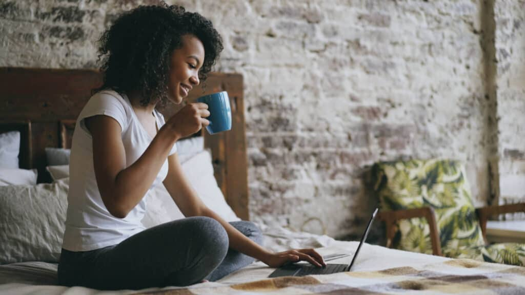 Work from home jobs can not only save money and time, but they can add balance to your life.