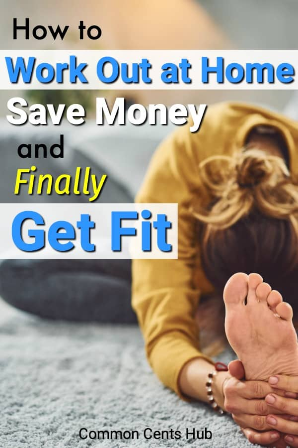 Making fitness a habit is hard when time and money are working against you. Working out at home could help you to maintain your habit much longer.