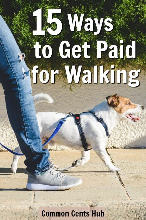 Here are 15 apps that pay you to walk. As long as you're exercising, why not add in a little motivation and get paid to walk at the same time.