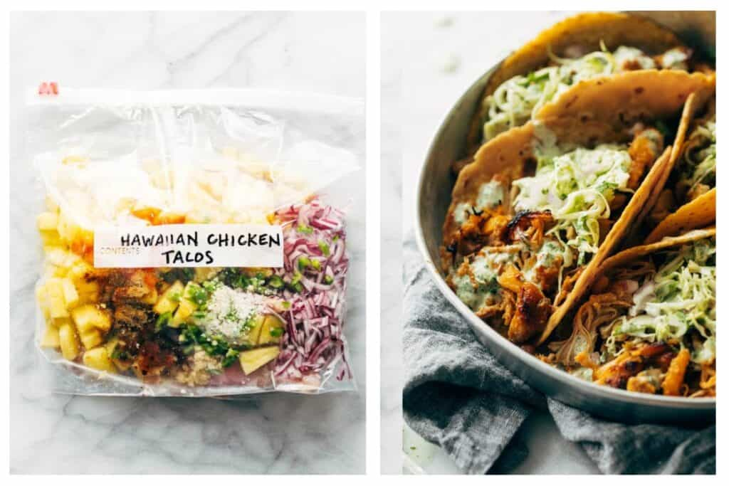 Definitely one of the most flavorful freezer meals there is. We've tried it and the addition of the pineapple and the slaw was a great combination.