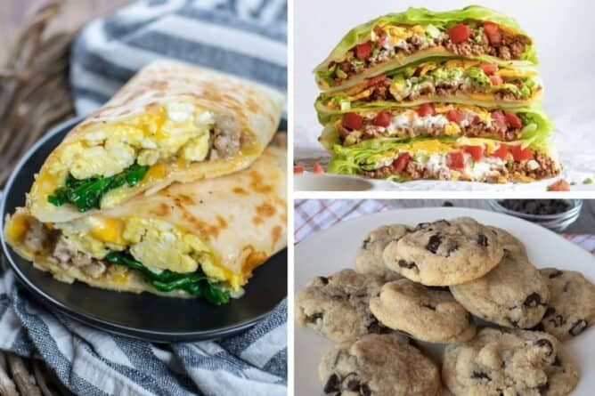 Low carb recipes can be pretty easy to make, and can make a big difference in your health. Here are 20+ low carb meal ideas.