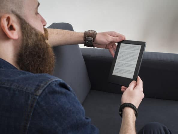 The Kindle is a great gift to receive because you can literally toss your entire library into a backpack.