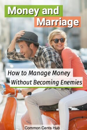 Talking about goals and having regular money meetings can almost eliminate one of the most argued topics in marriage - money.