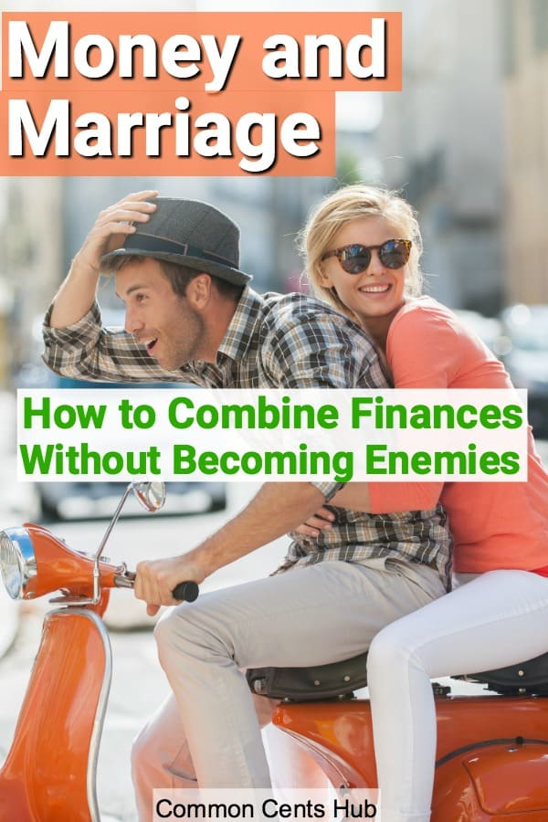 Money and marriage can work when you setup a system that works for you and stick with it.