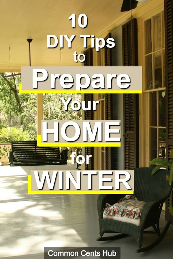 Preparing your home for winter isn't hard, and you'd be surprised how much more comfortable it can be.