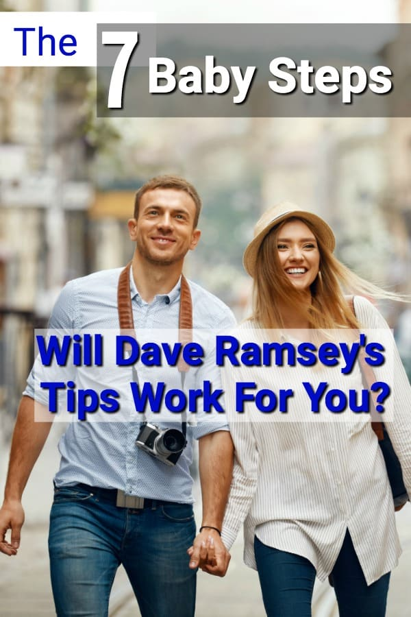 Dave Ramsey's 7 Baby Steps can be the plan that brings you from paycheck to paycheck to building wealth.