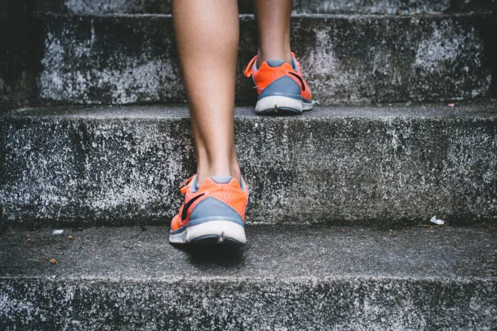 The best home workout program requires nothing more than a pair of sneakers, a few dumbbells, and a regular schedule.