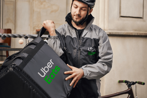 Uber Eats is a great food delivery job because they have one of the largest network food establishments and therefore a great way to make side income.