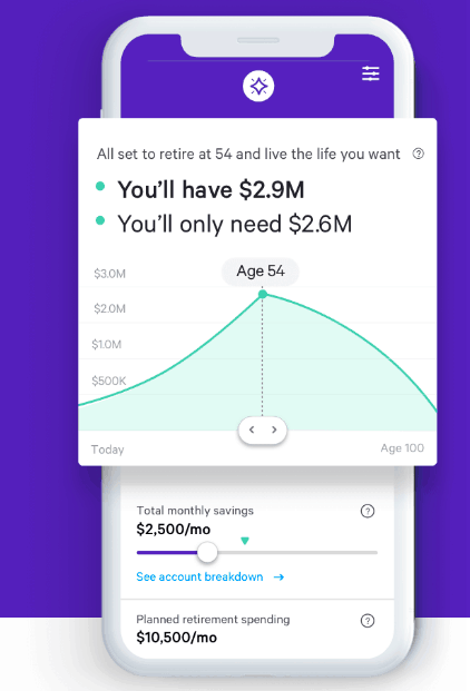 Wealthfront is a Robo Advisor that enables you to invest with little money, but still have plenty of help and advice online.